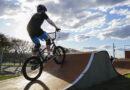 Continúan las clases de BMX Freestyle en Vicente López