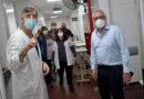 El Municipio de Tigre y la Provincia finalizan la primera etapa de refacciones en el Hospital de General Pacheco