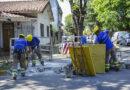 Instalación de nuevas rampas de accesibilidad en Vicente López