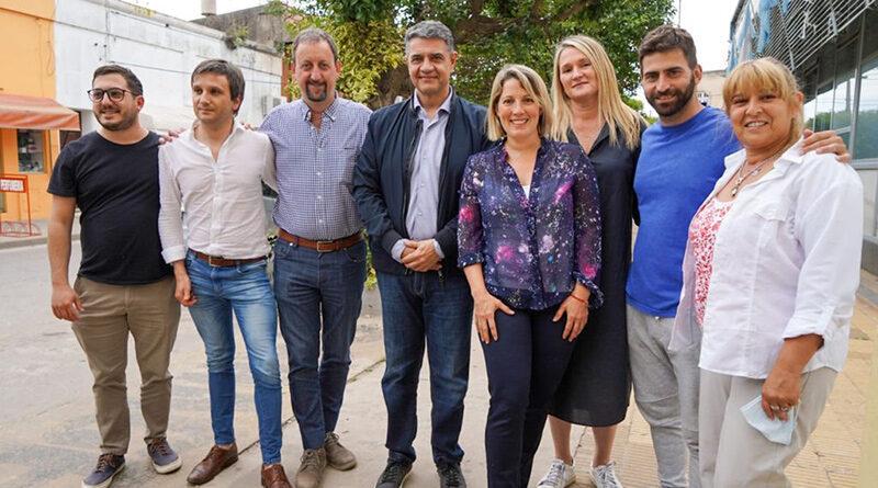 Jorge Macri respaldó a los candidatos de 'Juntos' de San Nicolás, Baradero y La Matanza