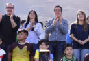 Lanzamiento de las Ligas Deportivas en Malvinas Argentinas